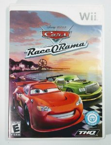 Jogo Disney Cars Race O Rama - Wii