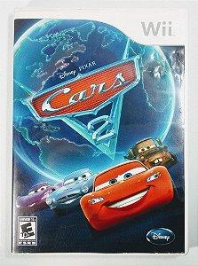 Jogo Disney Cars 2 - Wii
