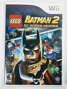 Jogo Lego Batman 2 - Wii