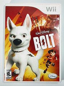 Jogo Disney Bolt - Wii