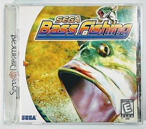 Jogo Sega Bass Fishing Original - Dreamcast