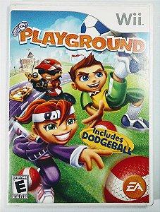 Jogo Playground - Wii