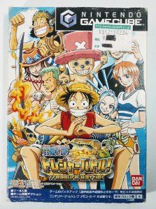Jogo One Piece Treasure Battle! [Japonês] - GC