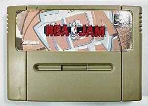 Jogo NBA Jam - SNES