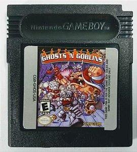 Jogo Ghosts n Goblins - GBC