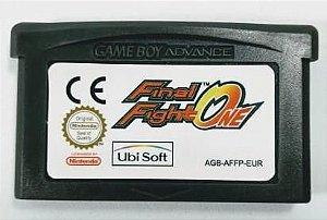 Jogo Final Fight One - GBA