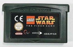 Jogo Lego Star Wars The Videogame - GBA