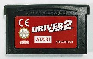 Jogo Driver 2 Advance - GBA