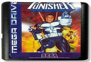 Jogo The Punisher - Mega Drive