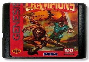 Jogo Eternal Champions - Mega Drive