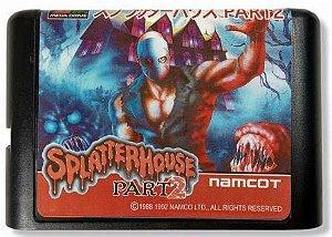 Jogo Splatterhouse 2 - Mega Drive