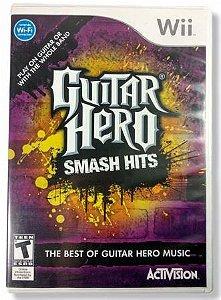 Jogo Guitar Hero Smash Hits - Wii