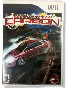 Jogo Need For Speed Carbon - Wii