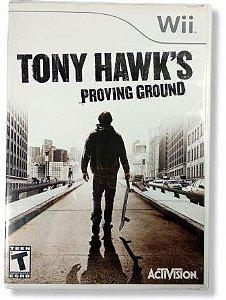 Jogo Tony Hawks Provind Ground - Wii