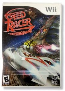 Jogo Speed Racer the Videogame - Wii