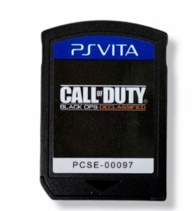 Jogo Call of Duty Black Ops Desclassified - PS Vita