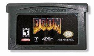 Jogo Doom - GBA