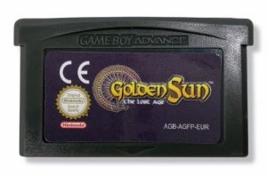 Jogo Golden Sun - GBA