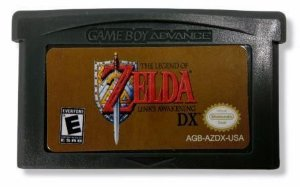 Jogo Zelda DX - GBA