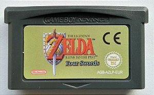 Jogo Zelda a Link to the Past Four Swords - GBA
