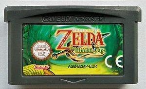 Jogo Zelda the Minish Cap - GBA
