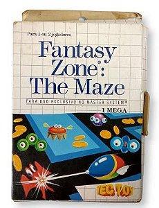 Jogo Fantasy Zone: The Maze - Master System