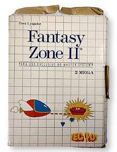 Jogo Fantasy Zone II - Master System