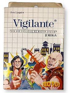 Jogo Vigilante - Master System