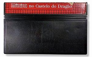 Jogo Mônica no Castelo do Dragão - Master System