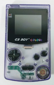 Game Boy Color (clone) com 66 jogos - GBC