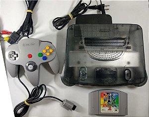 Nintendo 64 Serie Multi-Sabores Jabuticaba - N64