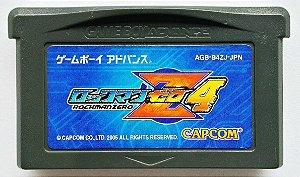 Rockman Zero 4 Original [Japonês] - GBA