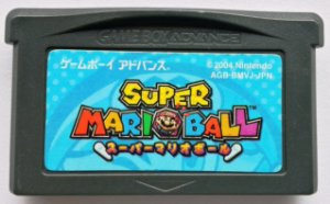 Super Mario Ball Original [Japonês] - GBA