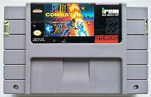 Street Combat Original - SNES