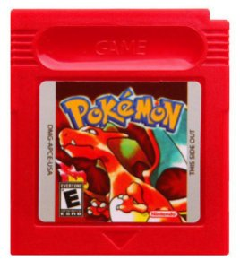 Pokemon Red - GBC