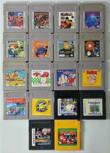 Jogos Originais Game Boy Classic