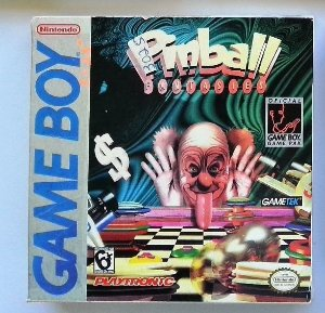 Pinball Fantasies Original - GB