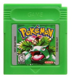 Pokemon Green - GBC