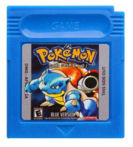 Pokemon Blue - GBC