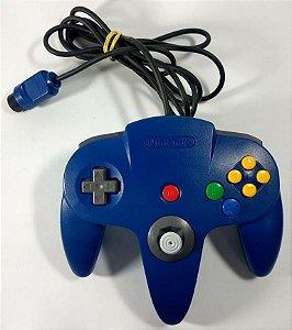 Controle Original Azul - N64