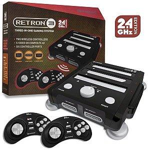 Retron 3 Hyperkin (NES - Mega Drive - SNES)