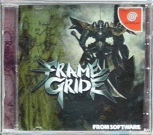Frame Gride JP - Dreamcast