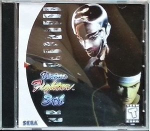 Virtua Fighter 3th JP - Dreamcast