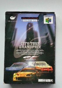 City Tour Grandprix Original [Japonês] - N64