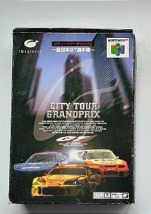 City Tour Grandprix Original [Japonês] - N64