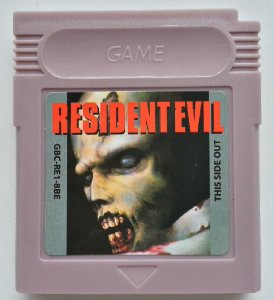Resident Evil - GBC