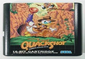 Quackshot - Mega Drive