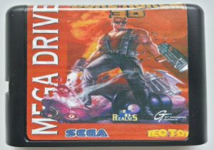 Duke Nukem 3D - Mega Drive