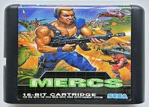 Mercs - Mega drive