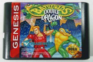 Battletoads Double Dragon - Mega Drive